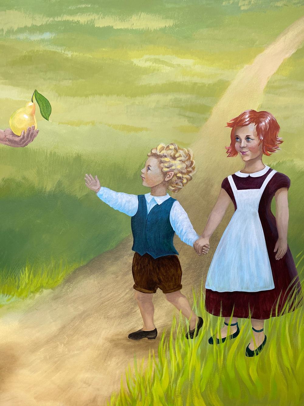 Mural Children