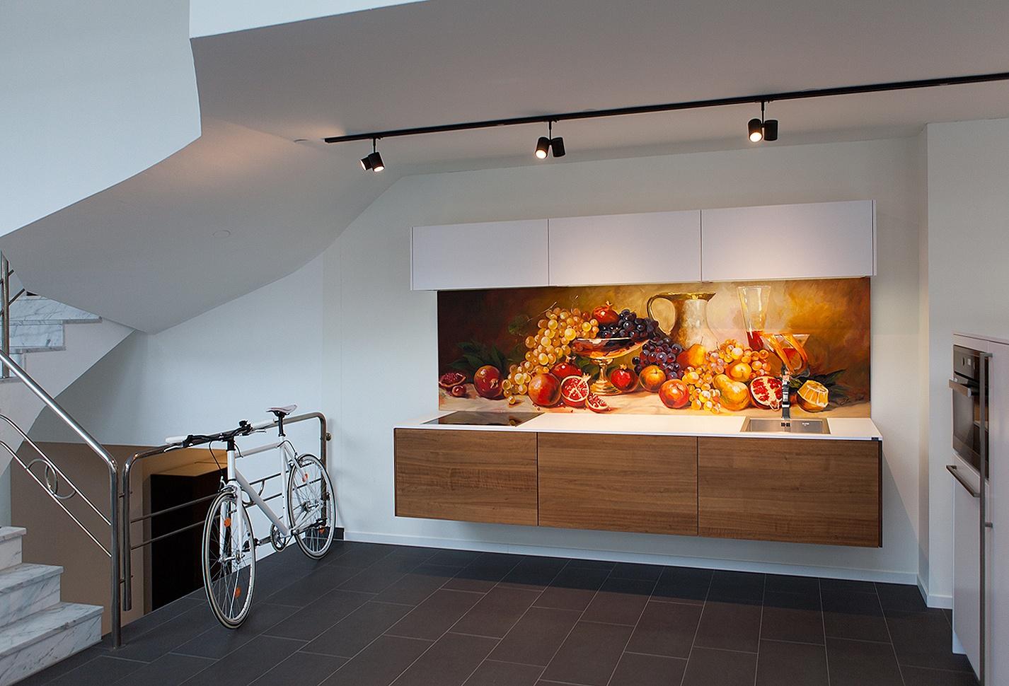 Mural Kitchen