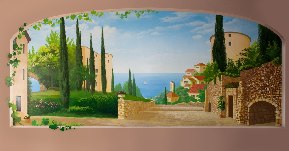Mural Interiour
