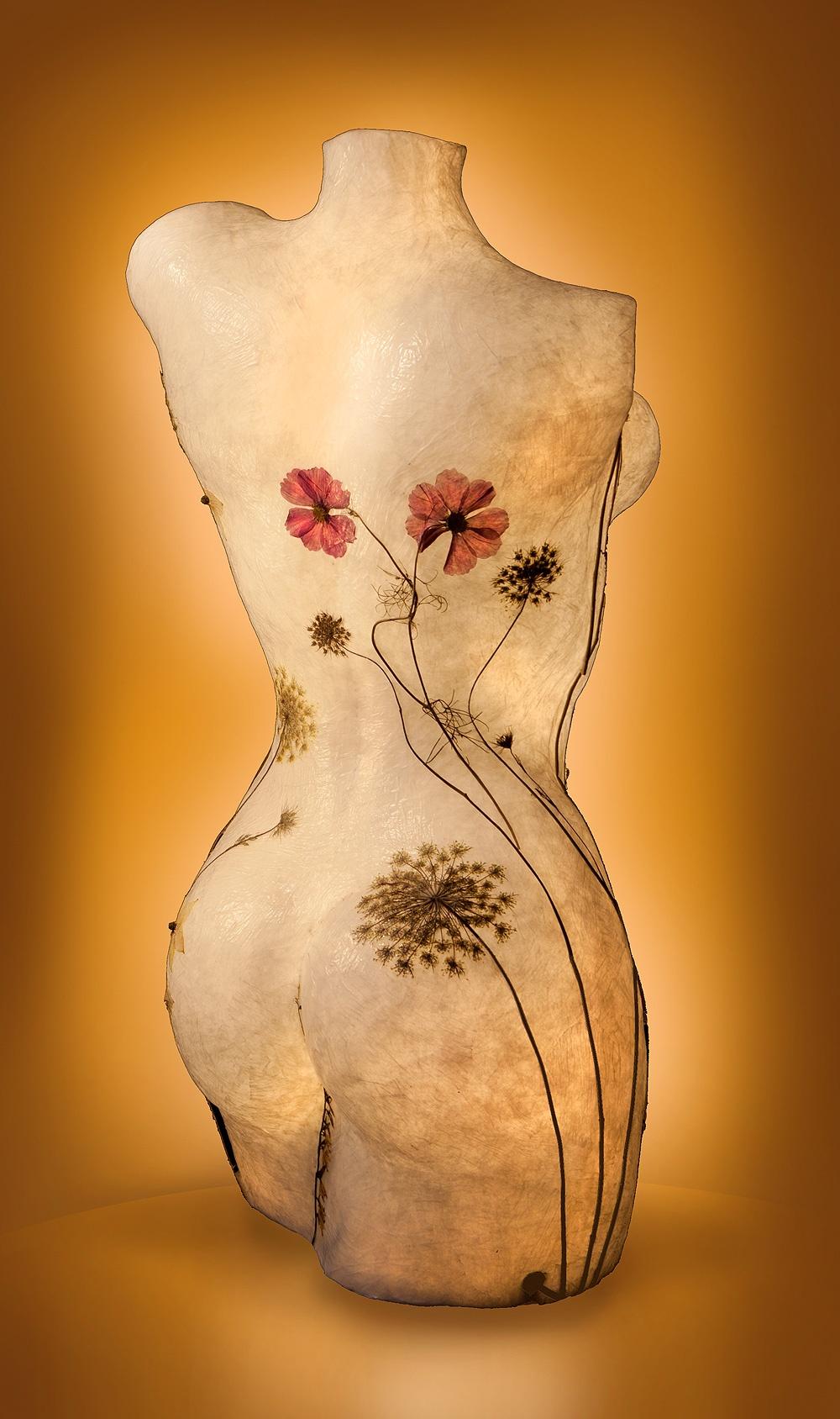 Lichtsculpture Venus
