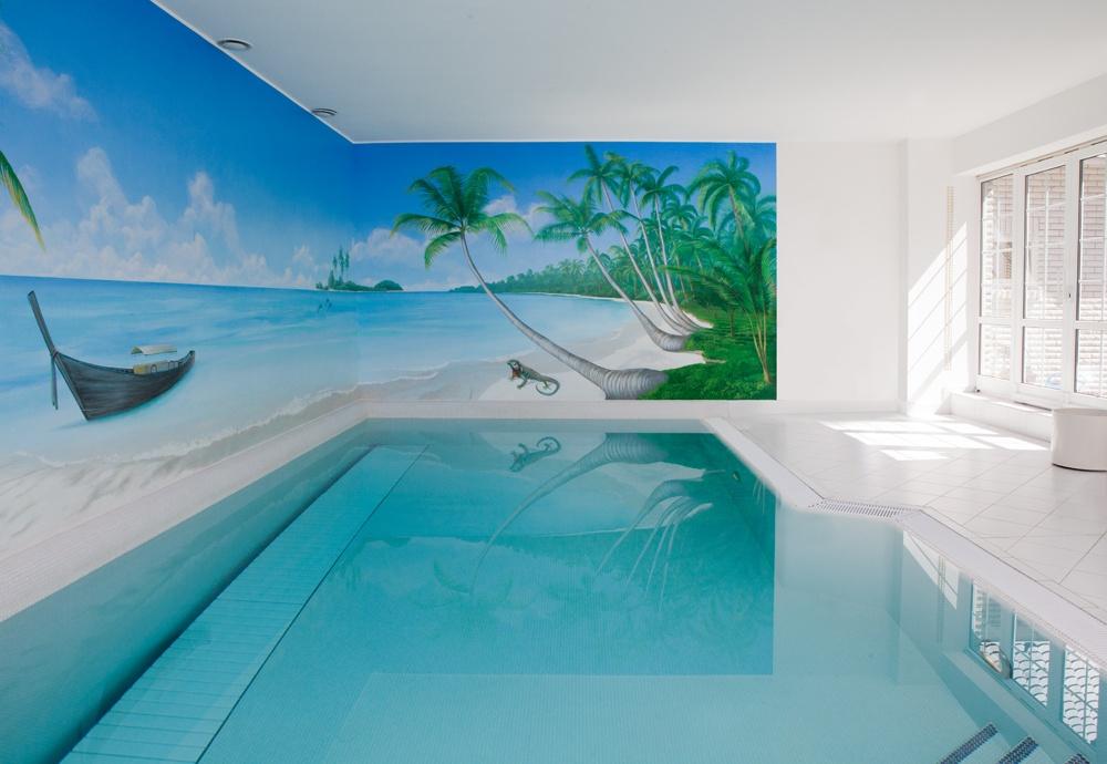 Sauna Gestaltung
