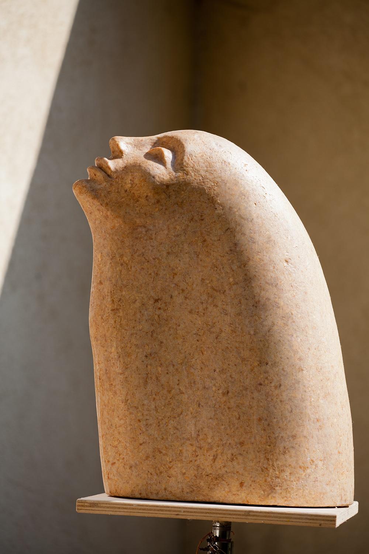Ananda sculpture
