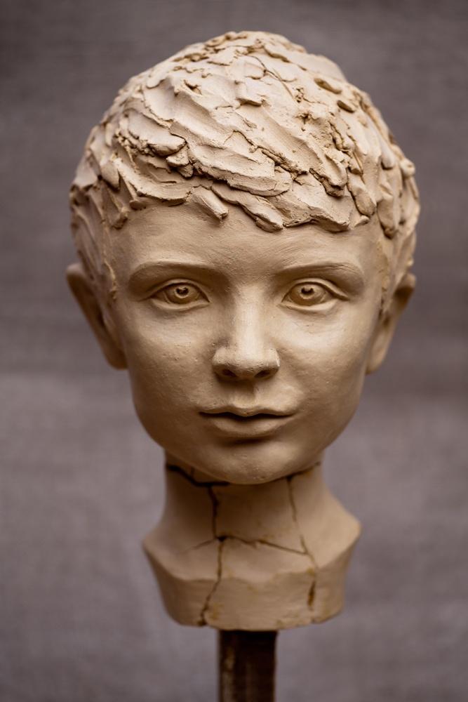 Kopf Büste Portrait