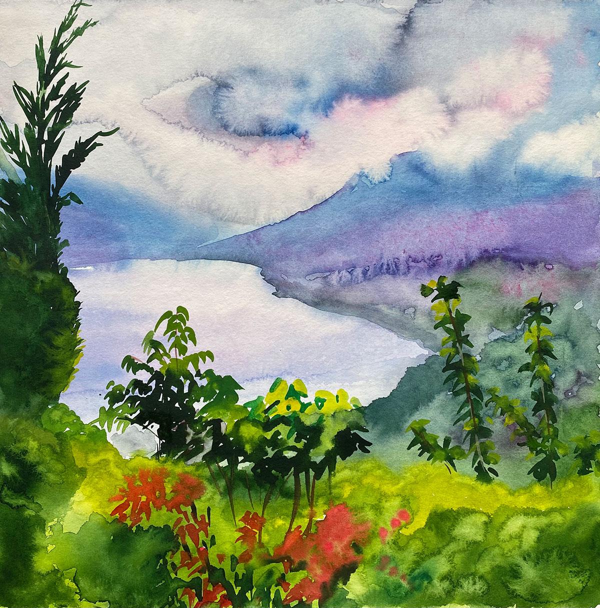 Landscape Waltercolor